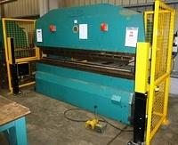 Besco Hydrabend Press Brake with M90 Optoscan guard