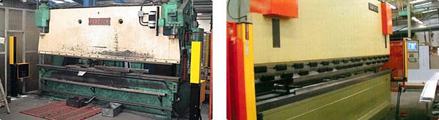 six types of machine guarding